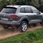 Uber Stock Und Stein Der Vw Touareg Terrain Tech Im Test