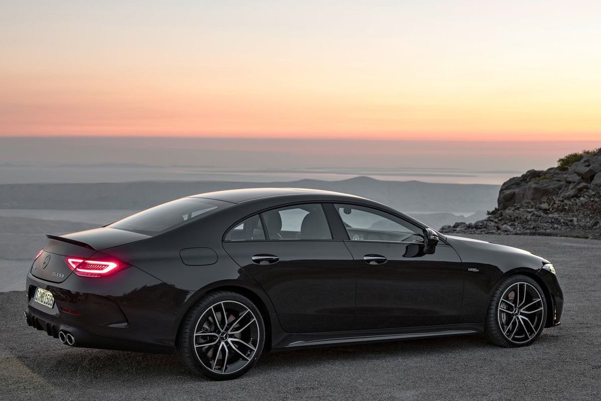 Elektrisierend Anders Das Neue Mercedes CLS 53 AMG Coup