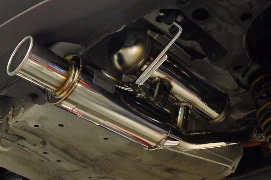 hks exhaust system honda crz