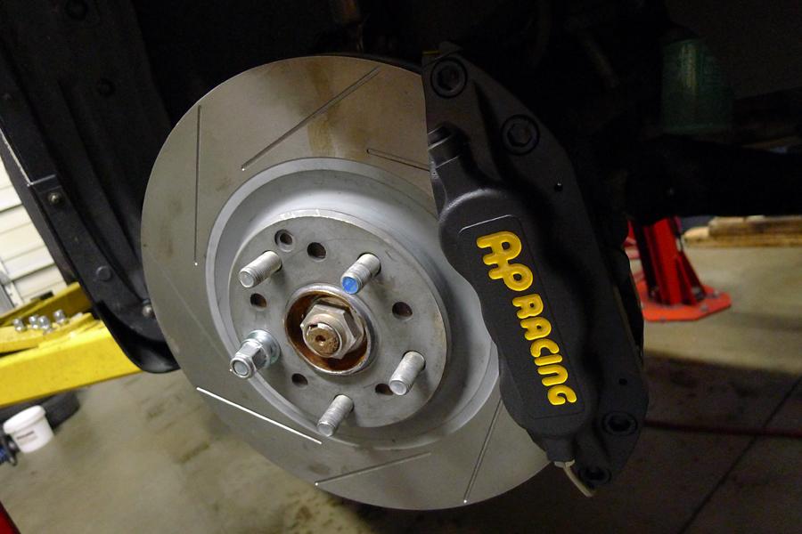 AP Racing Honda Odyssey