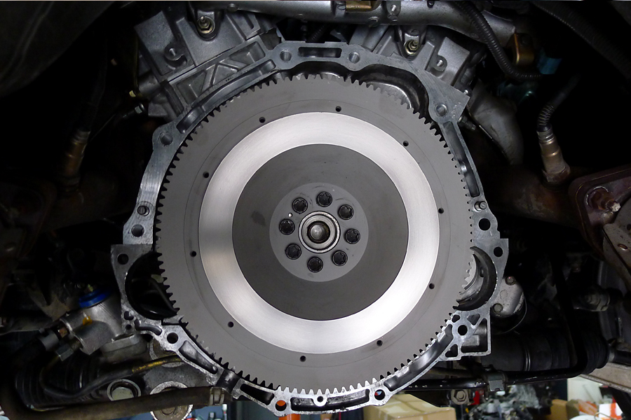 Carbonetic Clutch Nissan 350Z
