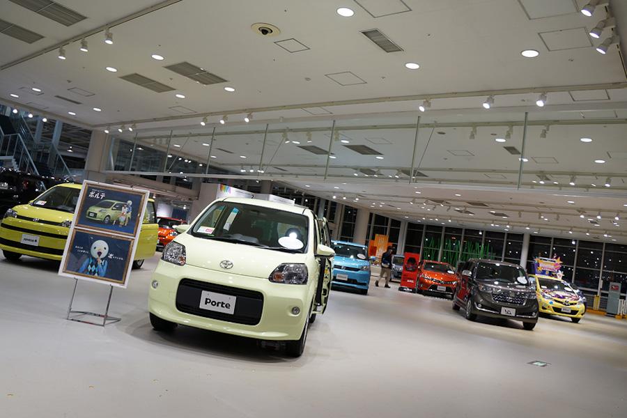 Toyota City Showcase at MEGAWEB