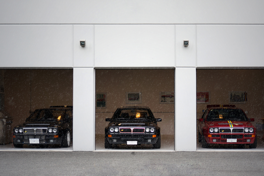 Lancia Delta Integrale Evo I