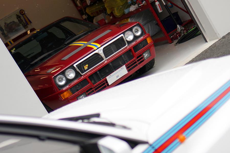 Lancia Delta Integrale Evo I Martini 5 Special Edition