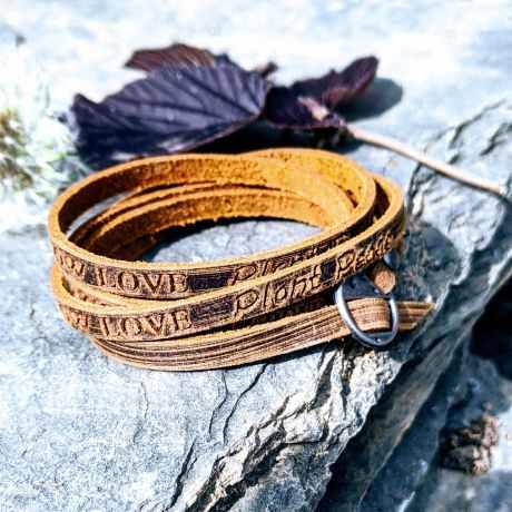 Gamme ma déclaration bracelet cuir homme femme (1)