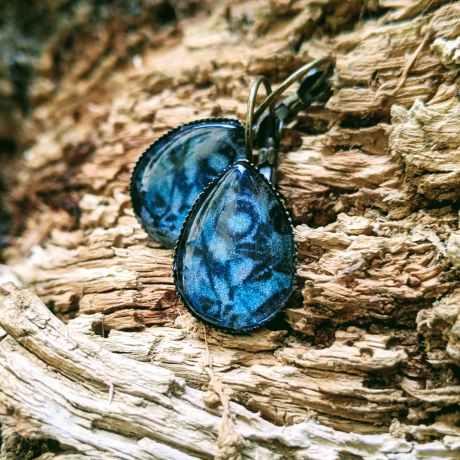 les petites gouttes reverie bleue evolbijoux (1)