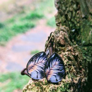 les petites gouttes sous les palmiers evolbijoux