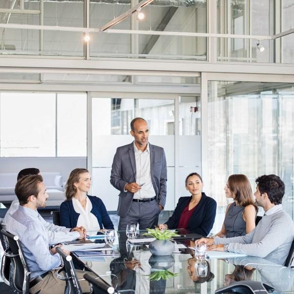 comment animer une réunion