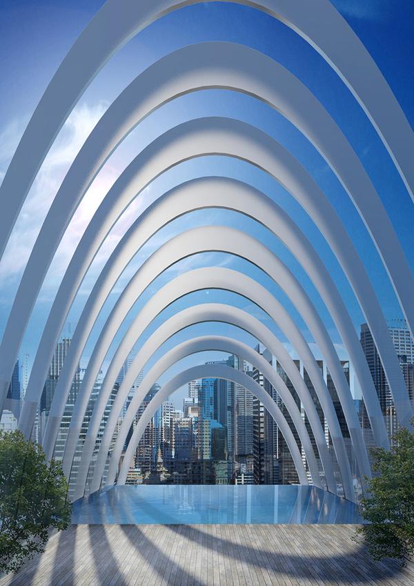 Iconic Luxury Apartments In Sydney EVolo Architecture