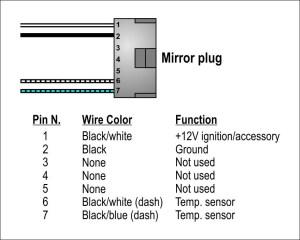 How To: Gentex 177 Autodimming mirror w temppass Few pics too  EvolutionM  Mitsubishi