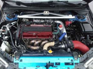 2004 Mitsubishi Lancer Evo VIII