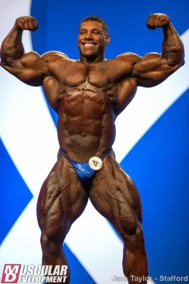 PHOTOS 2017 Mr Olympia Confirmed Competitors