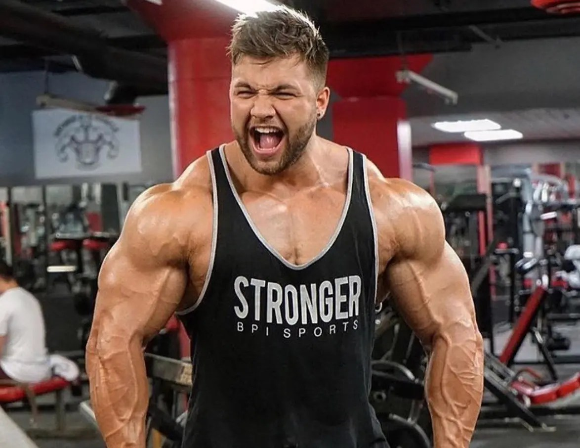Regan Grimes Leaves Oxygen Gym Is He Switching To