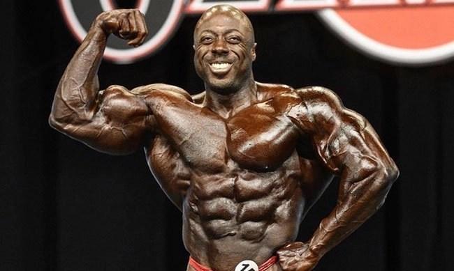 Champion bodybuilder George Peterson dies at 37