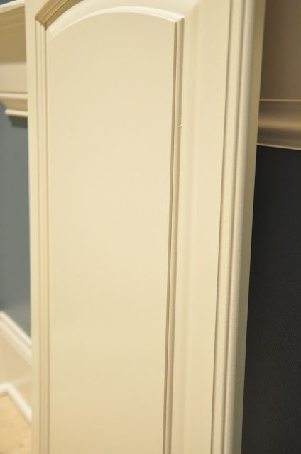 A Sneak Peek Painting The Kitchen Cabinets Evolution