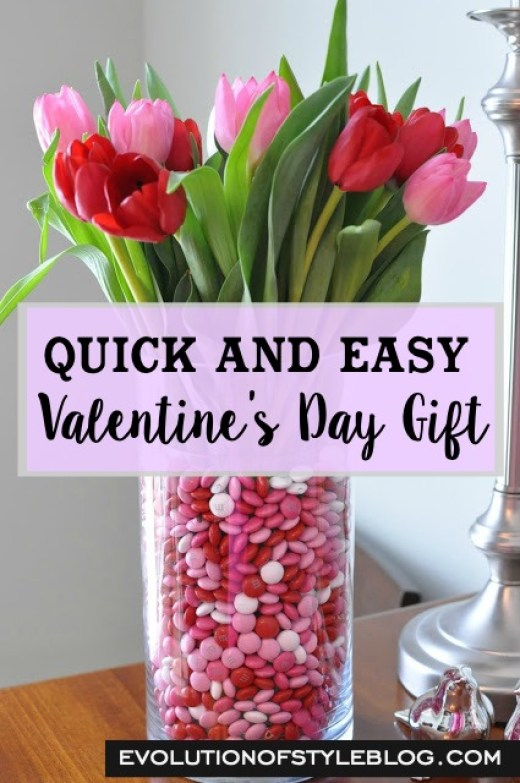Simple and Easy Valentine's Day Gift Ideas