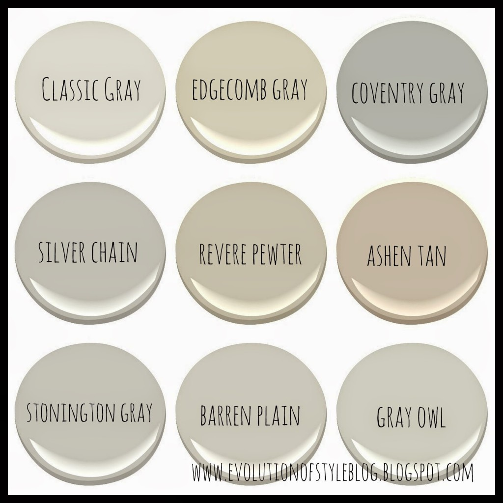 Im a huge fan of benjamin moore paint and their colors for that matter there were certainly some on the list that were off my