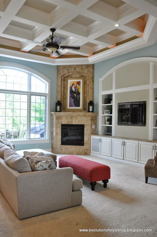 How to update your fireplace with stone veneer
