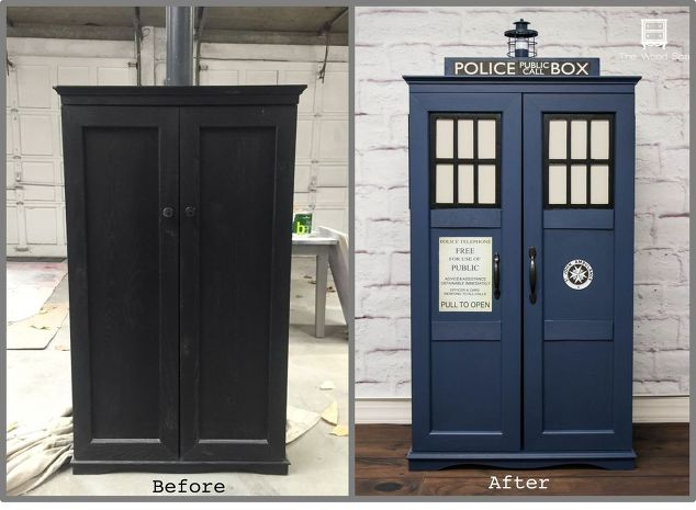 tardis-boockcase-media-storage-tutorial-decoupage-how-to-painted-furniture