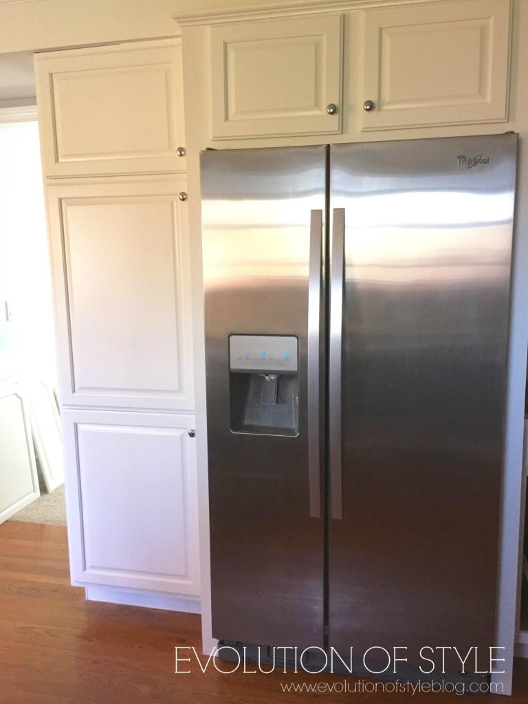 Enclosed Refrigerator