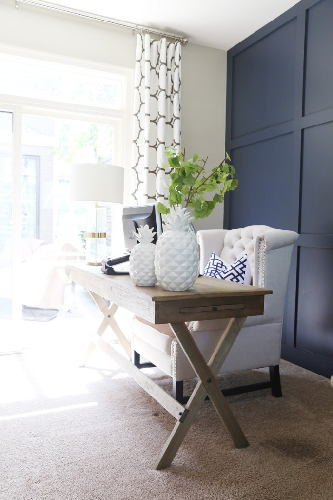 office-with-hale-navy-wall-wood-desk-and-white-and-green-accents
