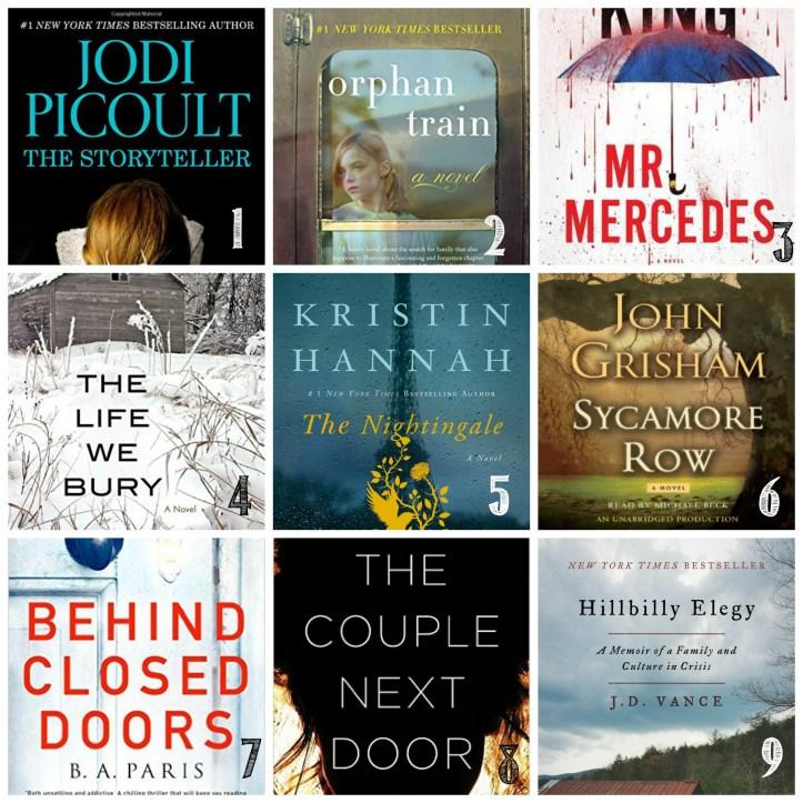 Great Books 2016