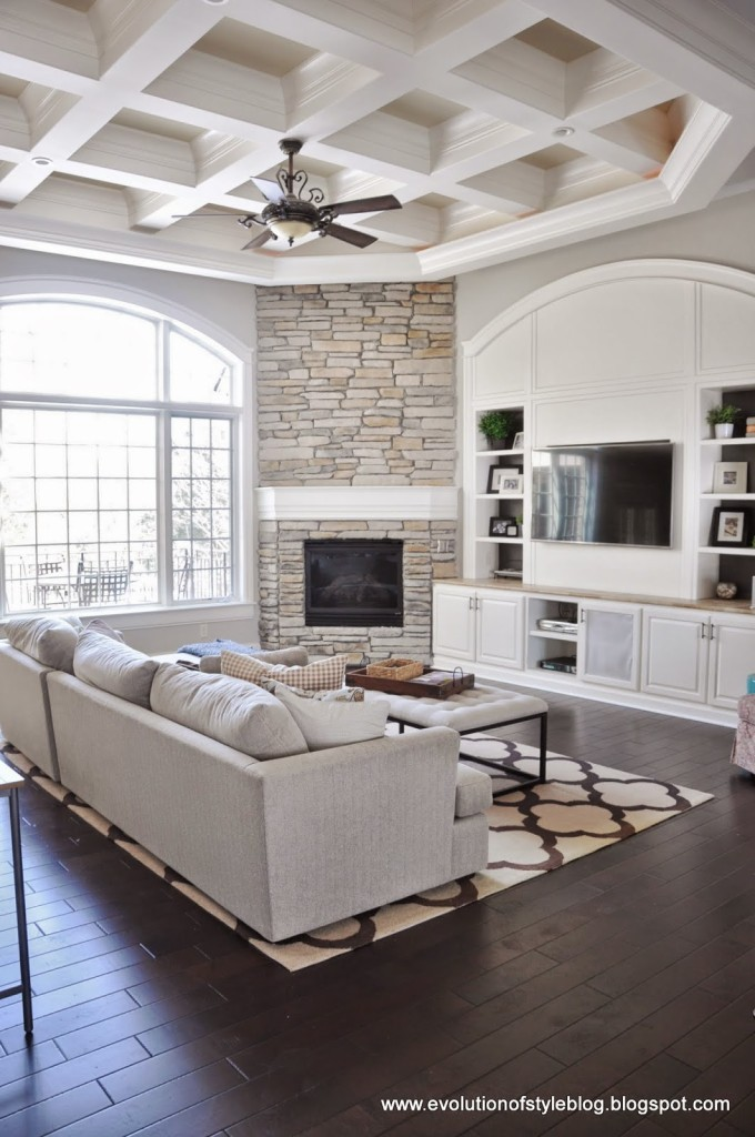 Revere Pewter Family Room