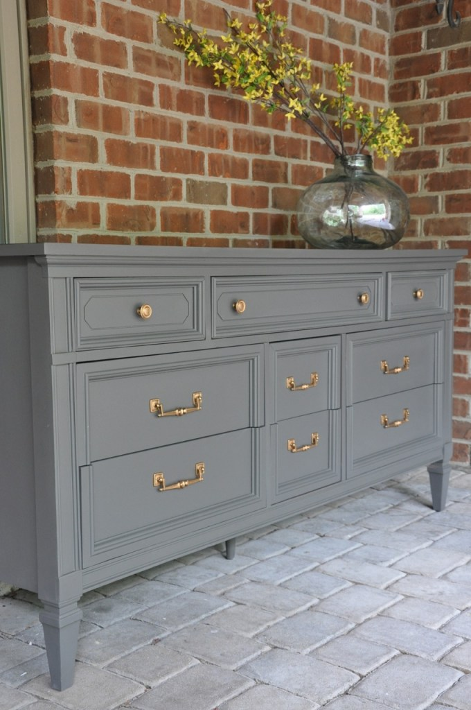 Amy Howard Gray Dresser