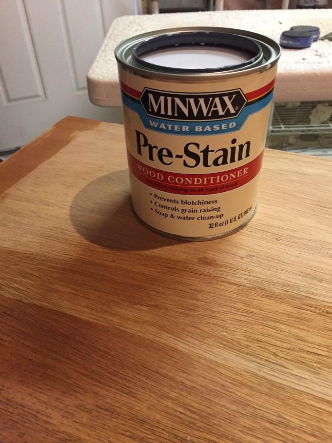 Minwax Wood Conditioner