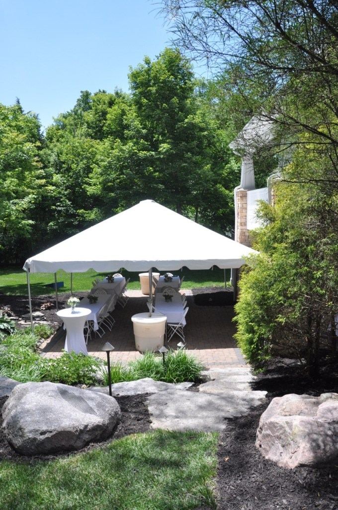 Outdoor Graduation Party