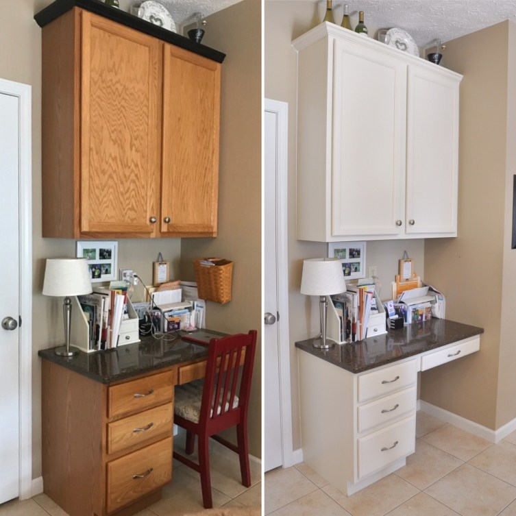 PPG Breakthrough vs. Benjamin Moore Advance for Cabinets