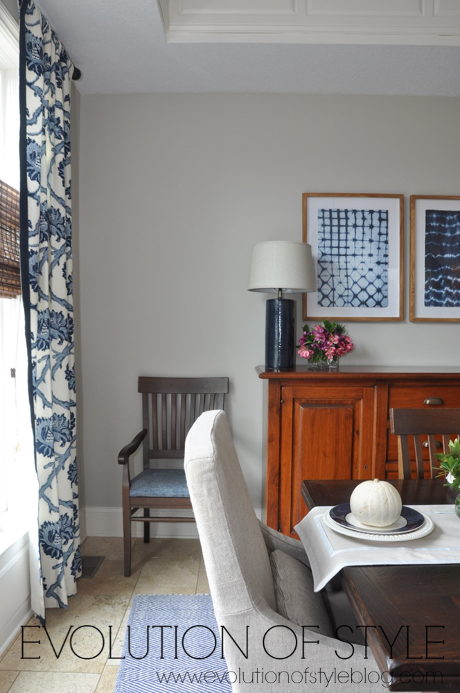 One Room Challenge Dining Room Makeover