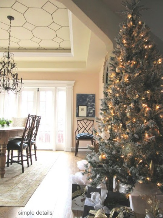 12 Days of Holiday Homes - Simple Details