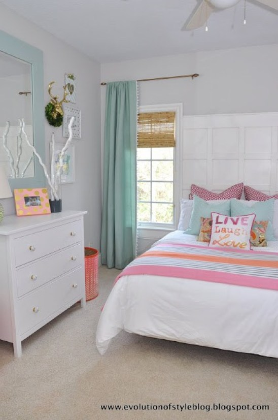 My Favorite Benjamin Moore Paint Colors - Balboa Mist Bedroom