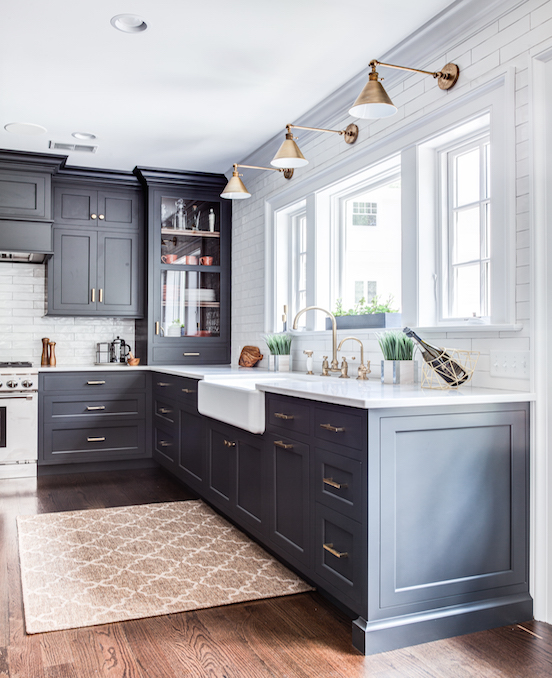 Benjamin Moore Wrought Iron Cabinets
