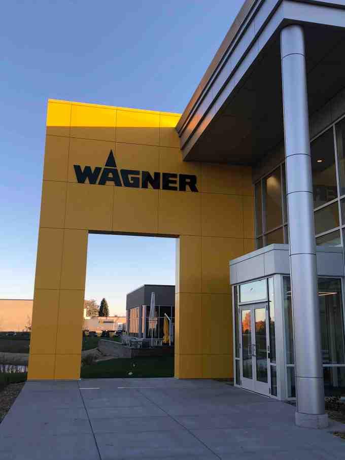 Wagner Headquarters
