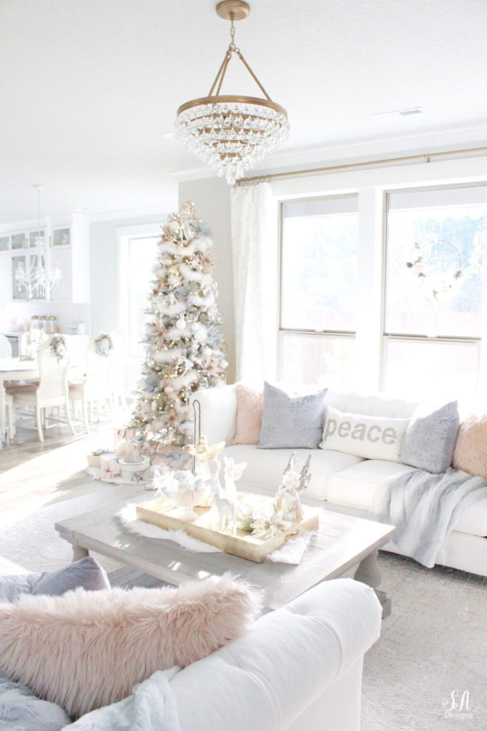 Pastel Christmas Palette
