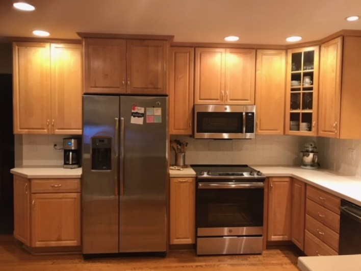 Kitchen #3 - Cabinet Painting Giveaway
