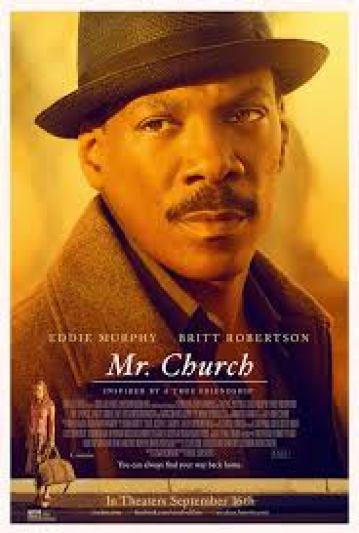 Mr. Church - Great Netflix Movie!