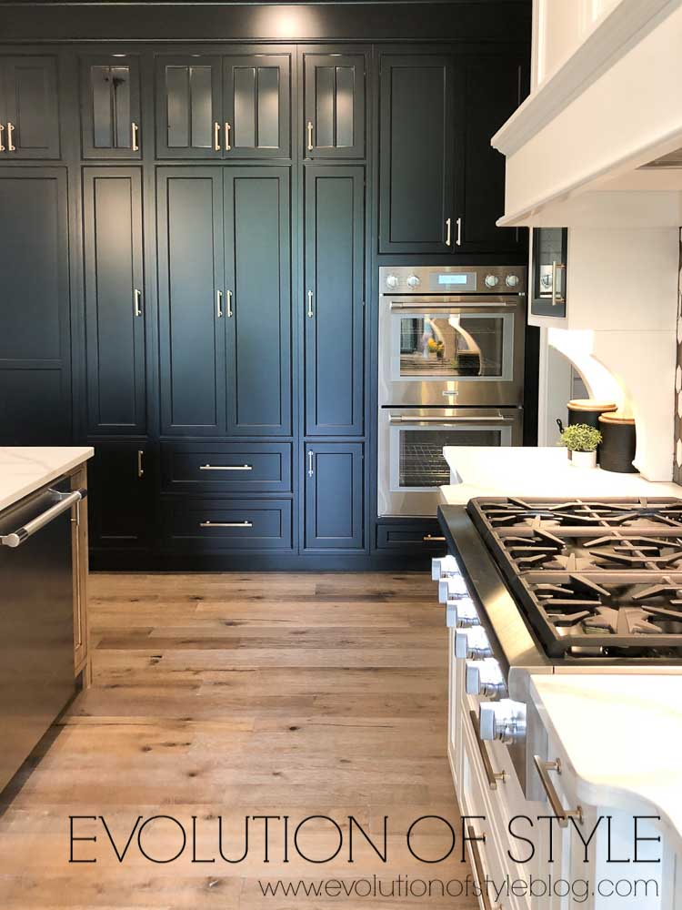 2019 Homearama Day Five - The Nantucket - The Kitchen