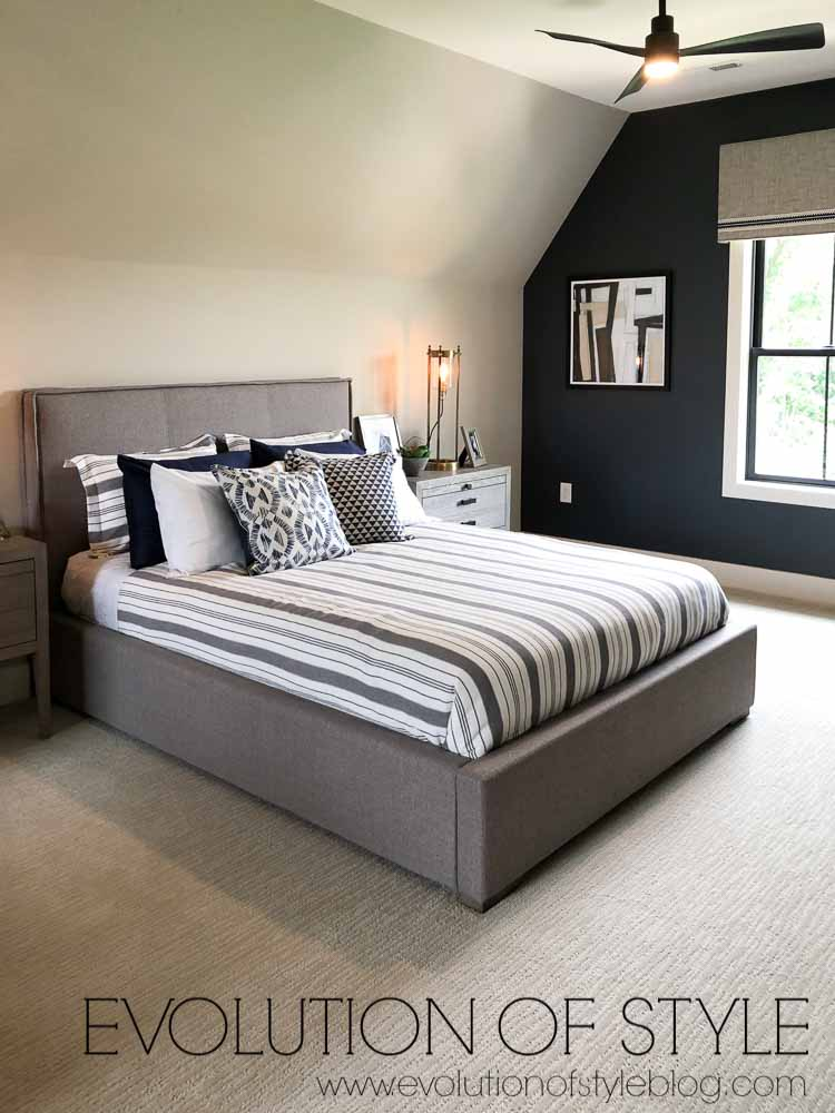 Modern Farmhouse - Bedroom