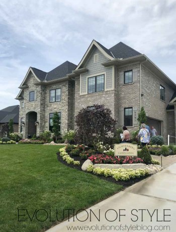 2019 Homearama House #1 Exterior