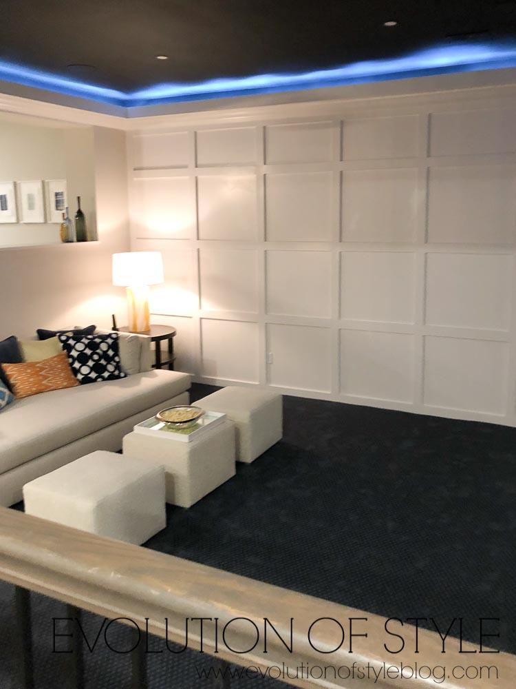 2019 Homearama Day One - Media Room