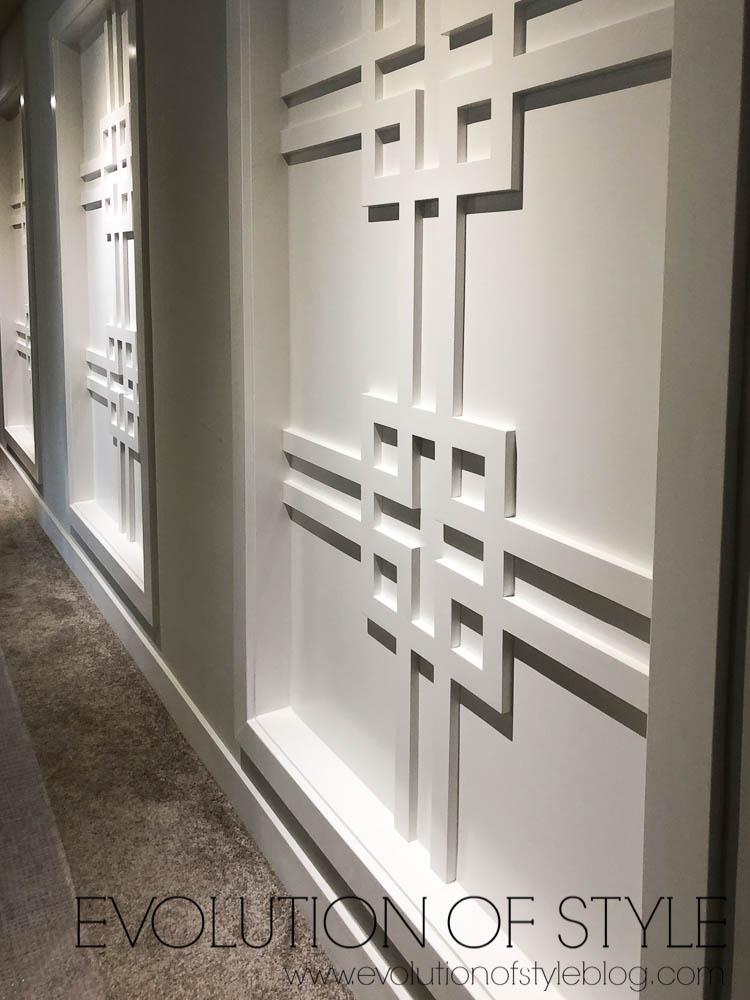2019 Homearama Day One - Hallway Molding