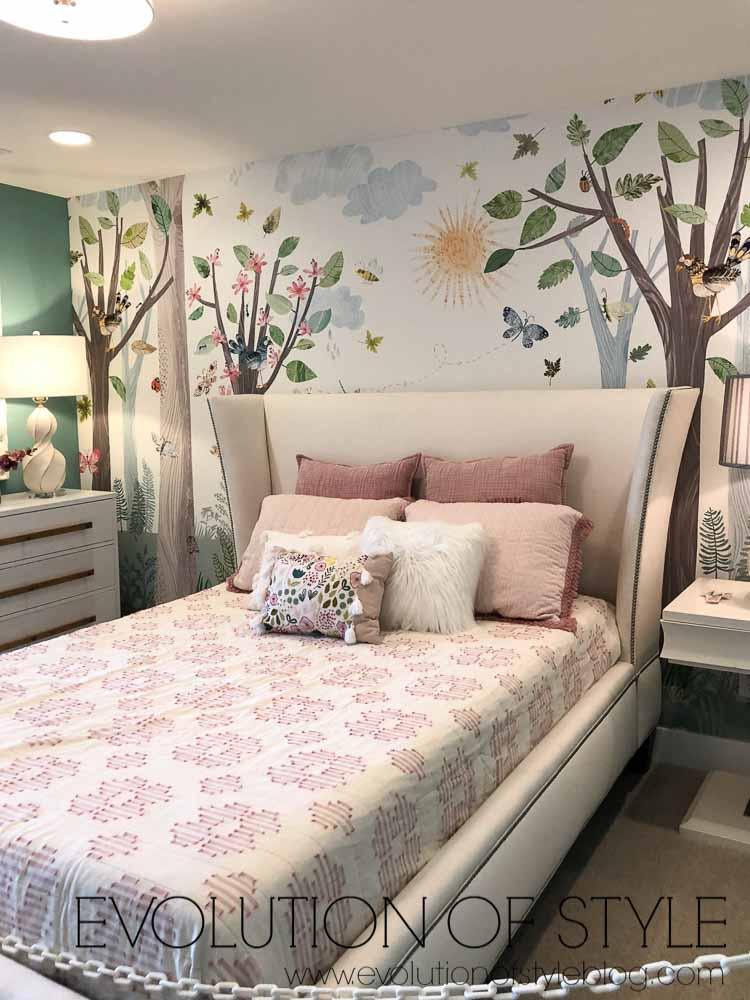 2019 Homearama - The Breckenridge -  Girl's Room