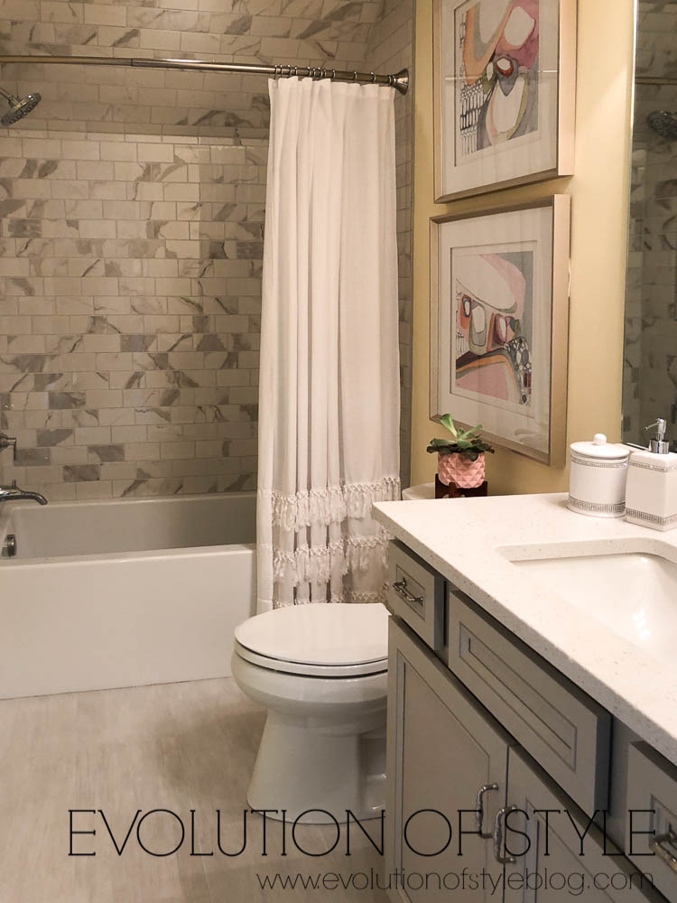 2019 Homearama - The Breckenridge - Kid's Bathroom