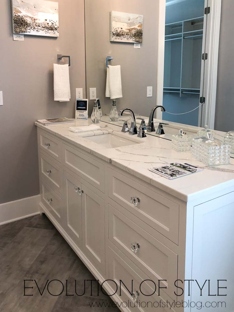 2019 Homearama Day Three - Master Bathroom