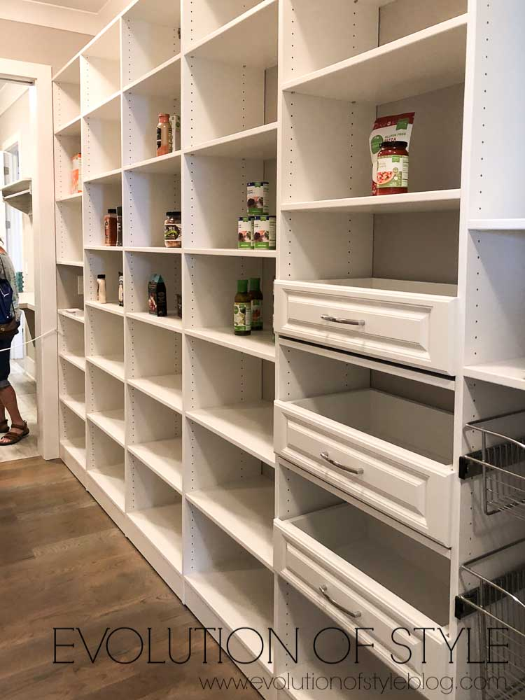 2019 Homearama Day Three - Huge pantry