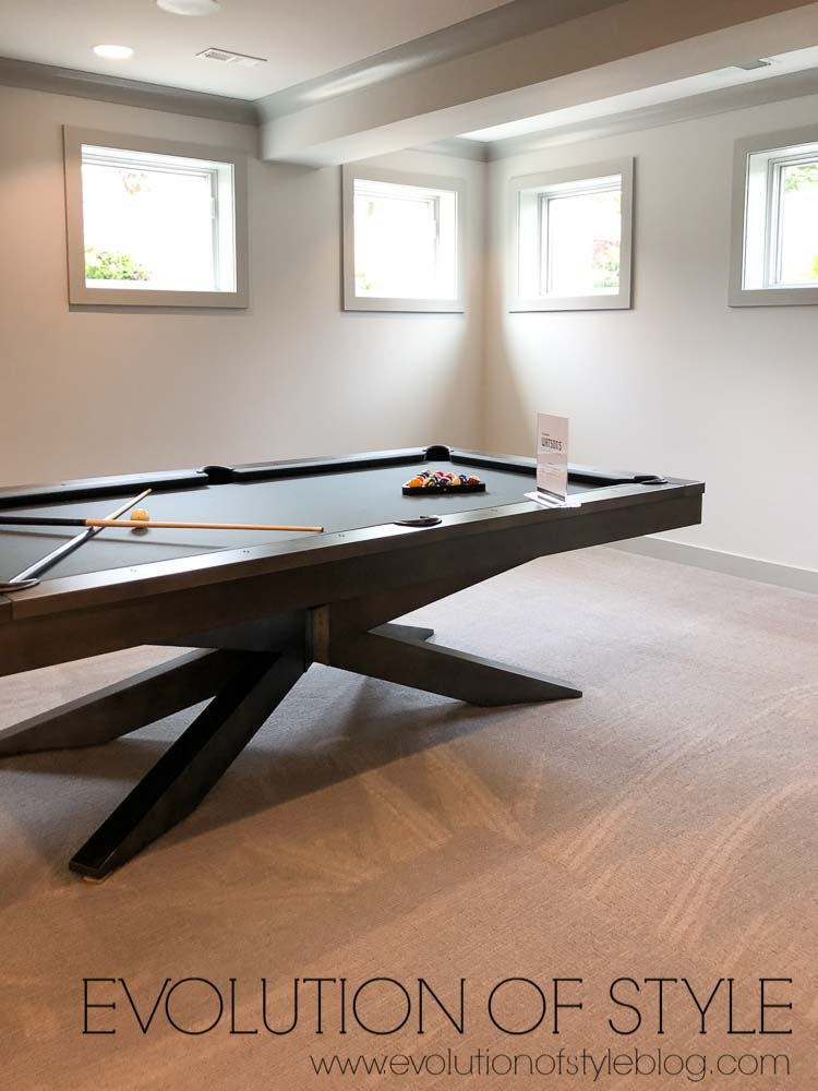 2019 Homearama Day Three - Pool table