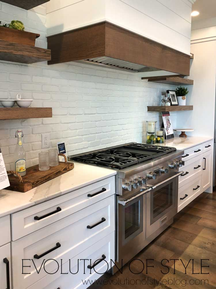 2019 Homearama Day Two - Farmhouse Kitchen Hood